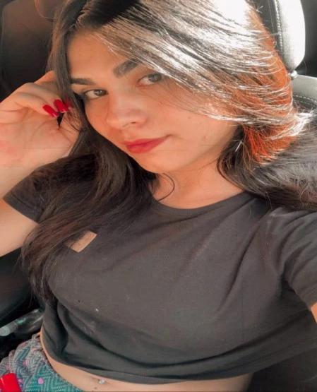travesti Luna Santos anuncio