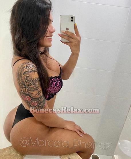 Travesti Acompanhante  Marcela Pherraz 4433574