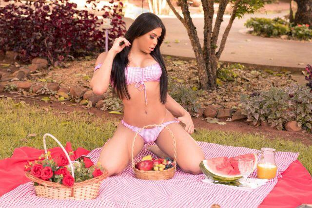 Travesti Acompanhante p Melissa Martin7470401